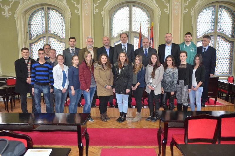 Добитници стипендија Светосавља за школску 2015/16. годину