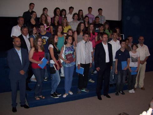 Видовданска академија – Ђаци генерације 2011.