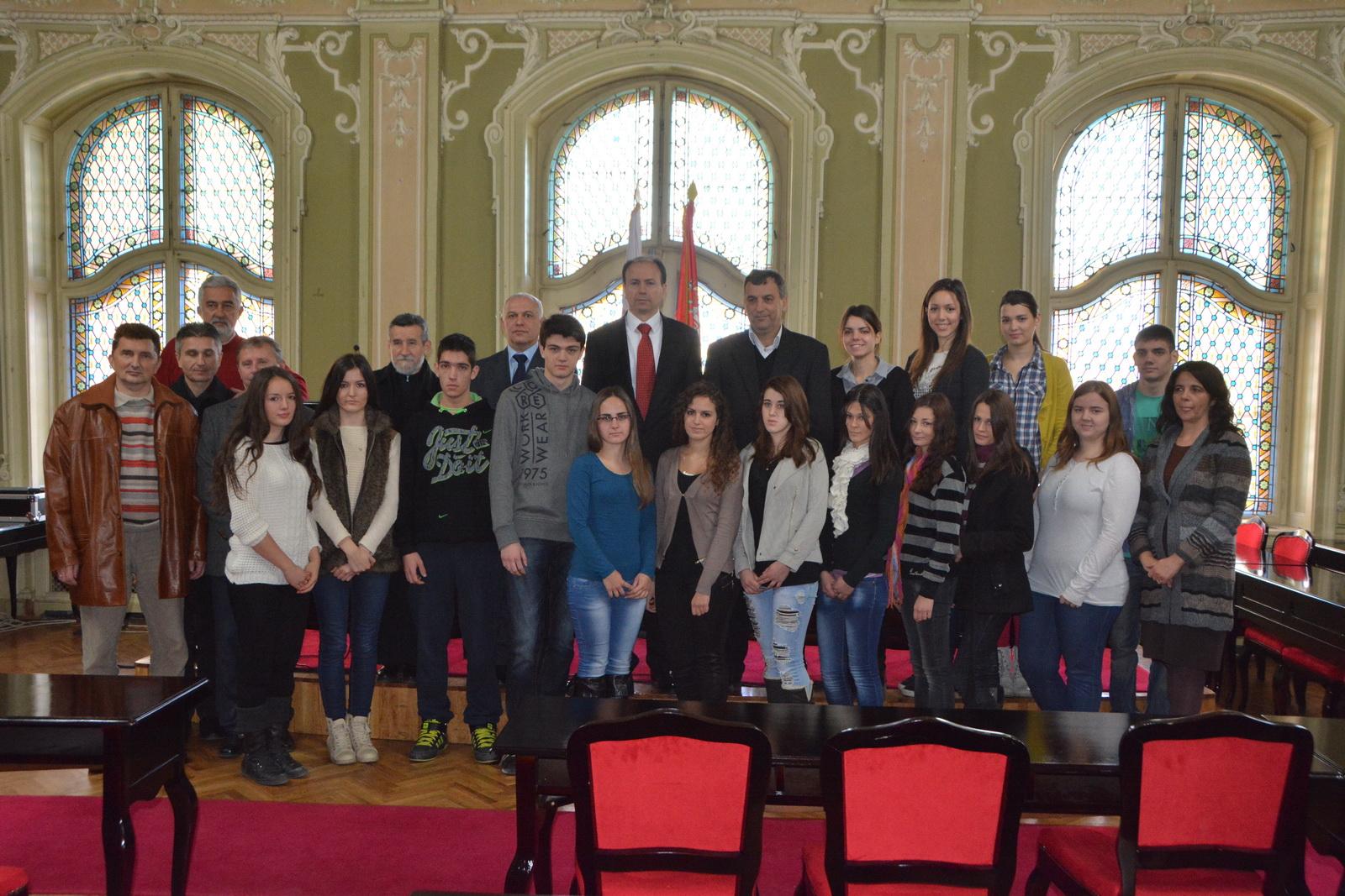 Додела Светосавских стипендија 2013.