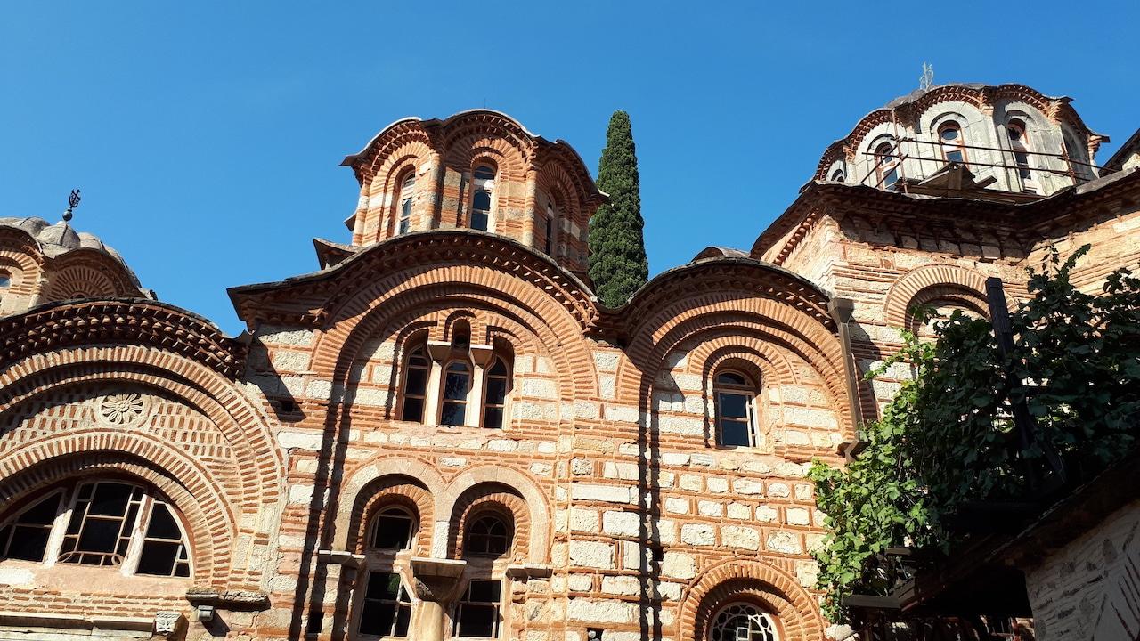 Света Гора – Хиландар … 800 година молитве …. (Трен у Вечности)