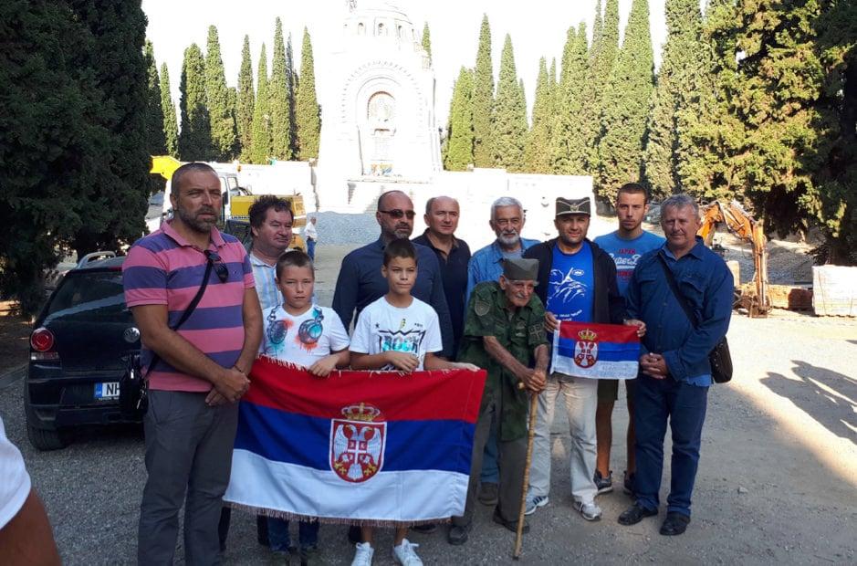 "100 година од пробоја солунског фронта – ""СРБИ су га пробили !"""