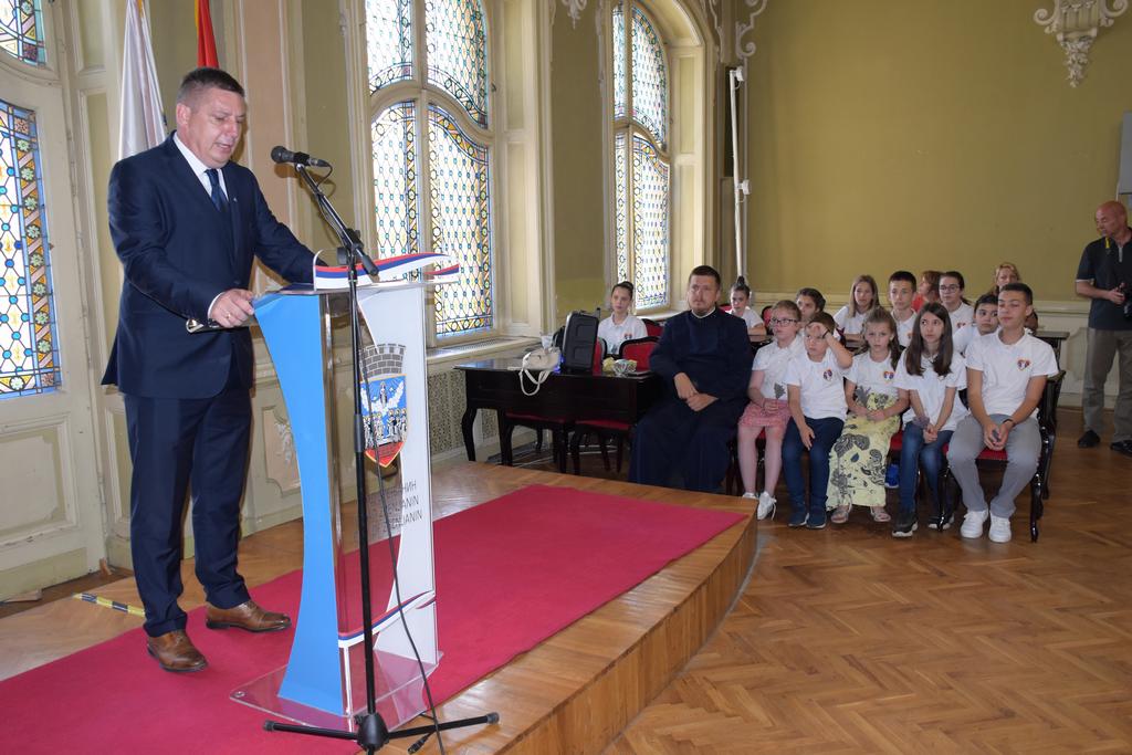 Саша Сантовац, заменик градоначелника