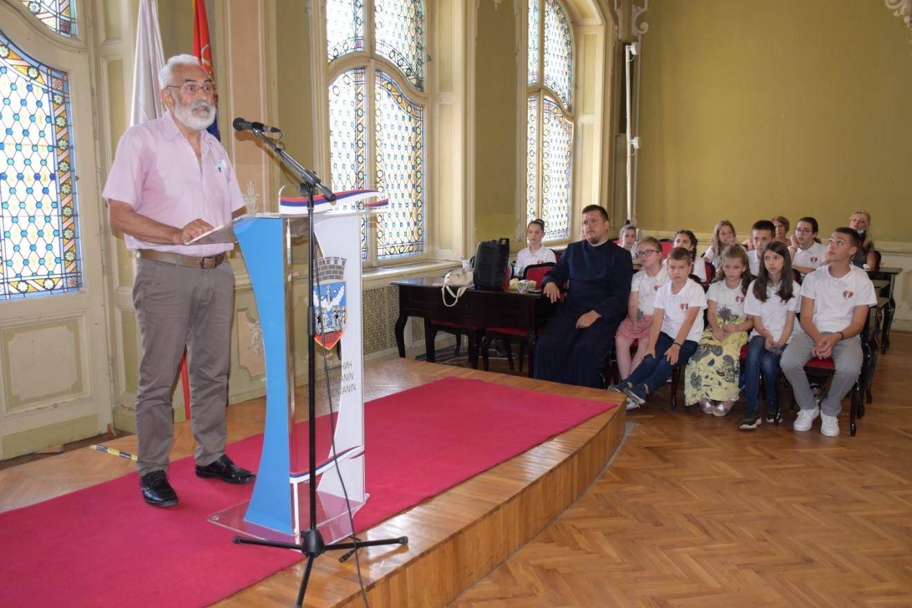 Беседа на Видовдан у Зрењанину/Петровграду 2020. године